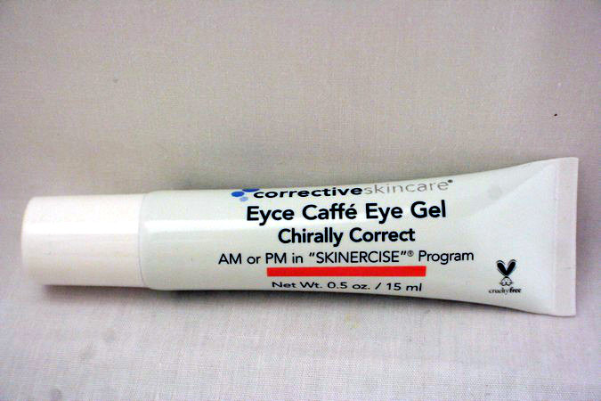EYCE-Caffe' Eye Gel #CS029