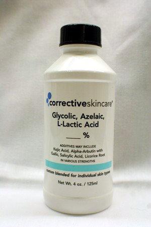 Glycolic, Azelaic, L-Lactic Acid #CS039