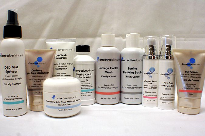 Anti-Aging Kit - Retail Size #CS087